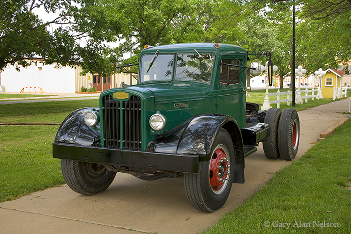 Old Antique Cars For Sale >> 1947 Autocar Model C 70-T | | Gary Alan Nelson Photography