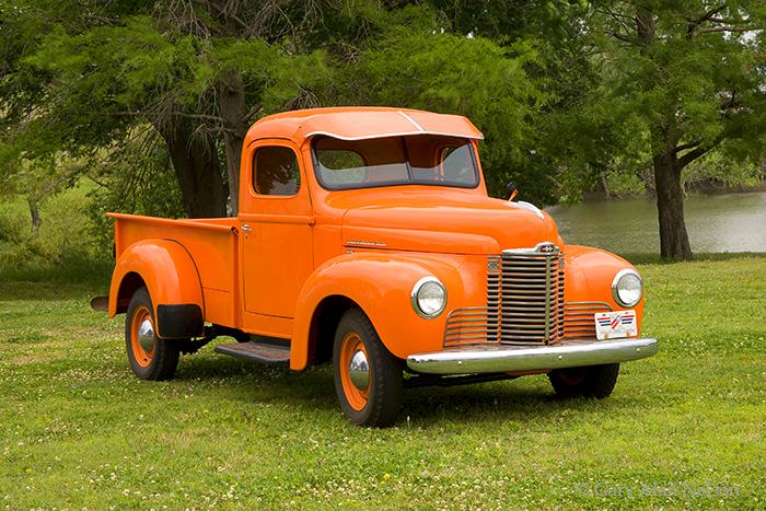 1948 International KB 2 Pickup,antique truck, vintage truck, international, photo