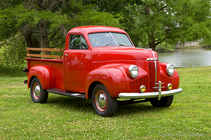 1948 Studebaker M5 Pickup on old international trucks