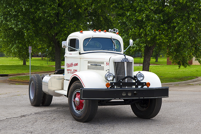 1951 White WC 22, Super Power White, photo