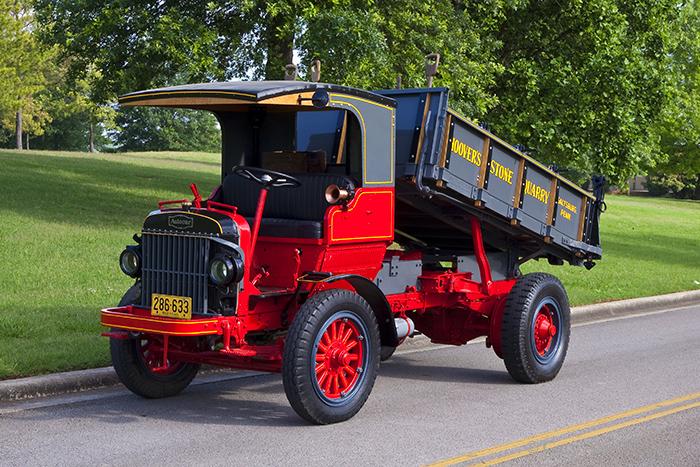 1926 Autocar , photo