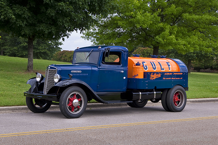 1936 International C-30,antique truck, vintage truck, international, photo