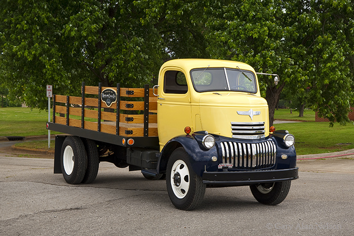 1946 Chevrolet 2-ton COE Steak : : Gary Alan Nelson Photography