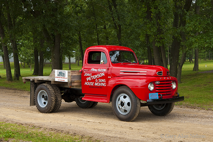 1950 Ford F-6, photo