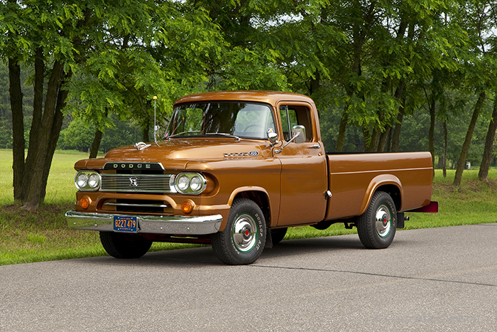 1960 Dodge D 100 Pickup Gary Alan Nelson Photography