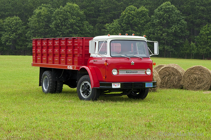1960 International CO 1800,antique truck, vintage truck, international, photo