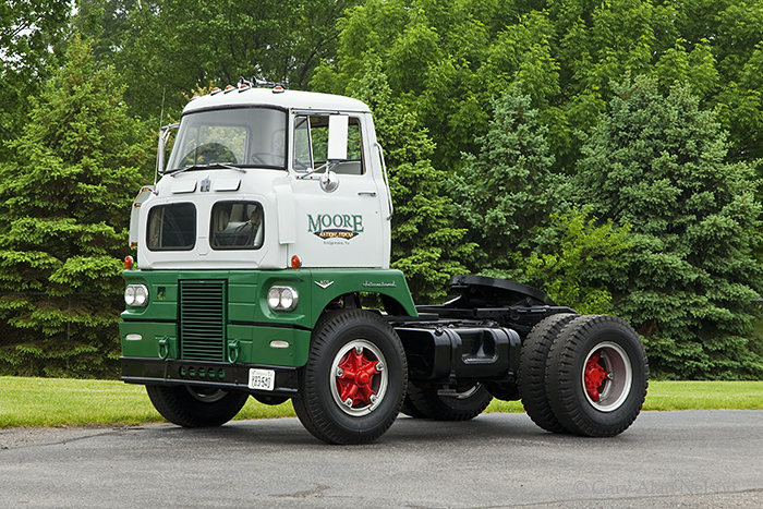 1959 International ACO 225,antique truck, vintage truck, international, photo