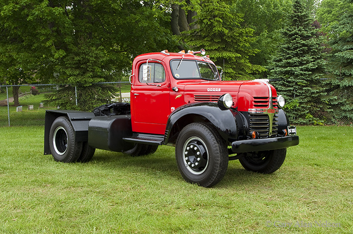 Gmc Truck For Sale >> 1947 Dodge WJA Semi Tractor | | Gary Alan Nelson Photography