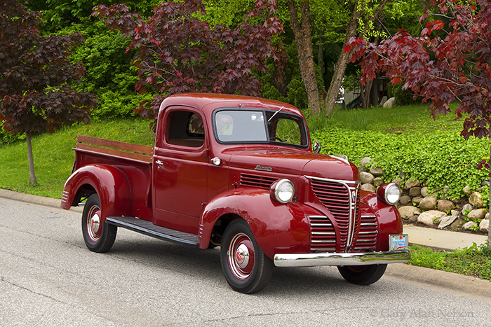 1941 Plymouth Pickup, photo