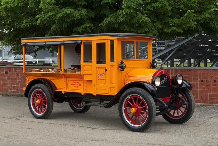 1919 Oldsmobile Canopy Express, Economy Truck, photo
