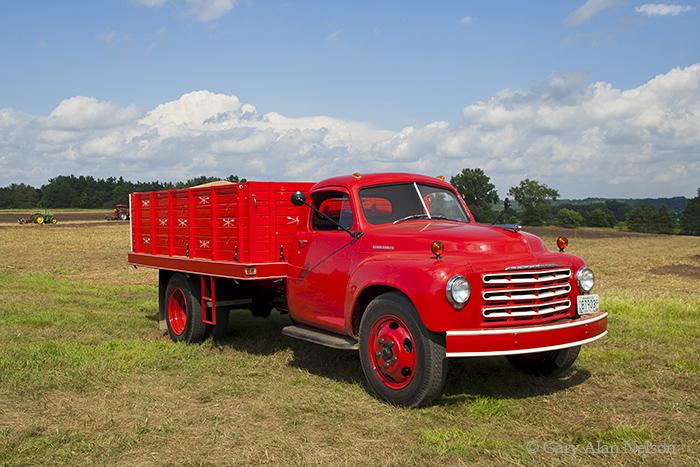 1949 Studebaker R 16 A Grain Truck Gary Alan Nelson