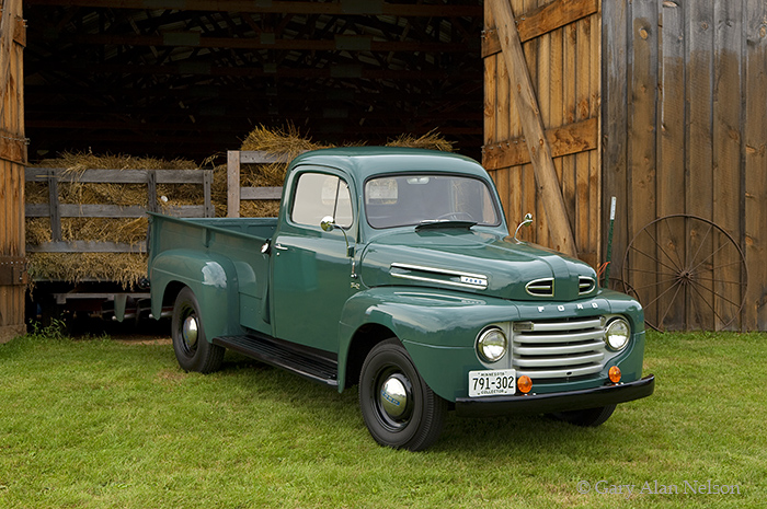 1949 Ford F 2