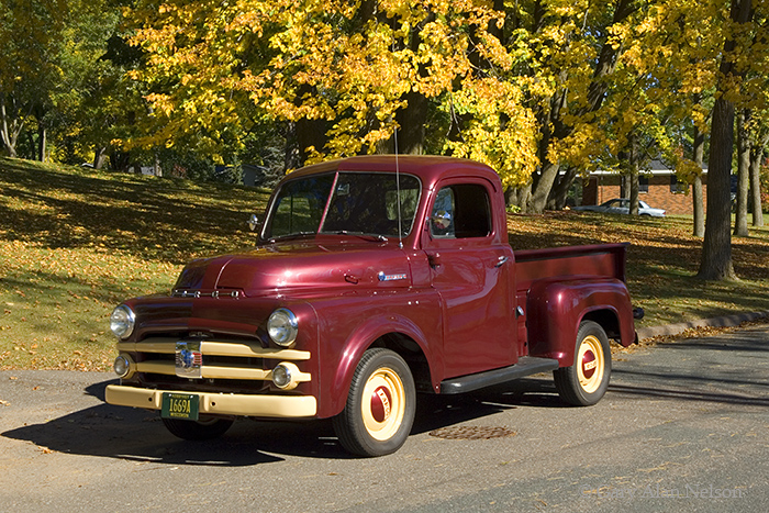 1953 Fargo Pickup, photo