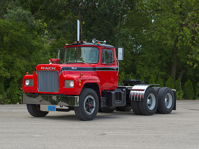 Vintage Truck For Sale >> 1973 Mack R-Model | VT-12-22-MA | Gary Alan Nelson Photography