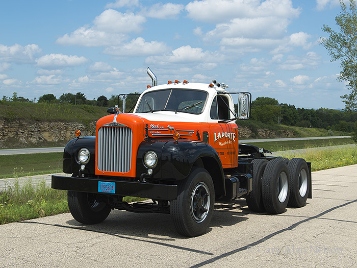 B61 Mack Truck For Sale >> 1962 Mack B61 : VT-12-24-MA : Gary Alan Nelson Photography