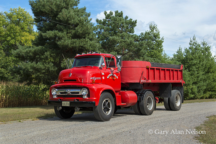 1956 Ford F 800 Coe Vt1325fo Gary Alan Nelson Photography