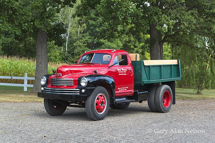 Nash,antique truck, photo
