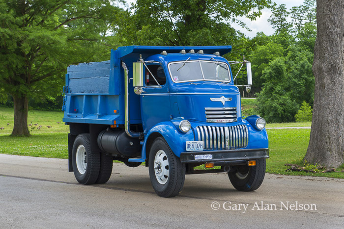 chevrolet, dump truck, photo