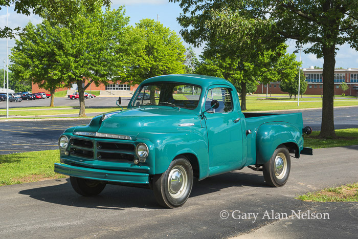 Studebaker, pickup, photo
