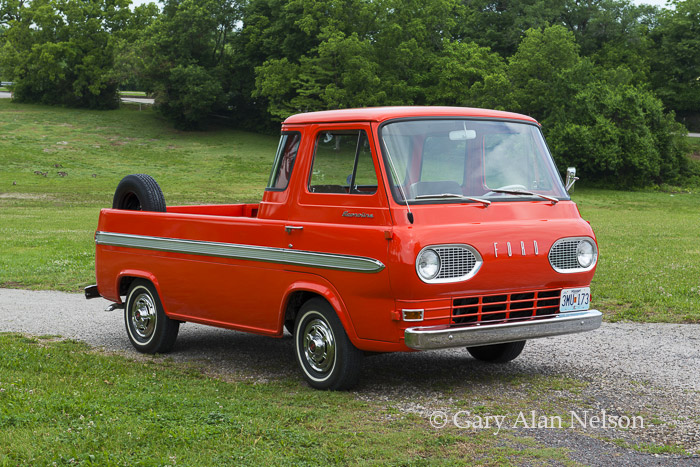 Ford, econoline, photo