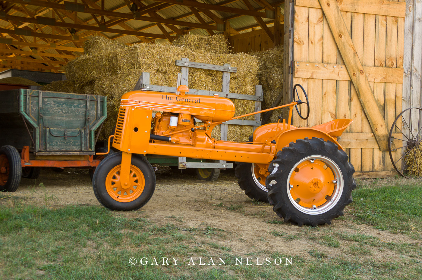 """1941 Cletrac """"The General"""" Model GG"""