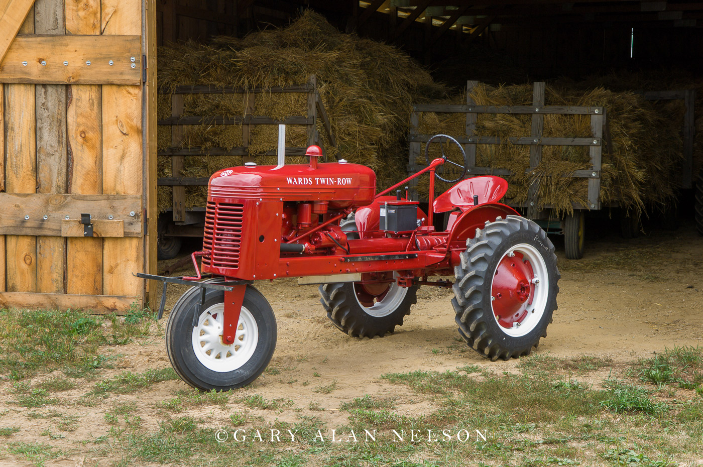 """1941 Cletrac """"The General"""" Model GG 1941"""