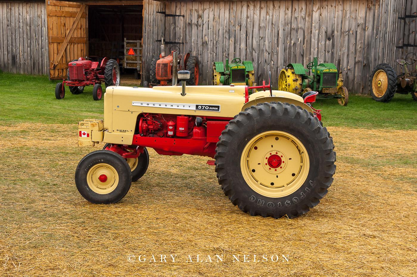 1961 Cockshutt 570 Super