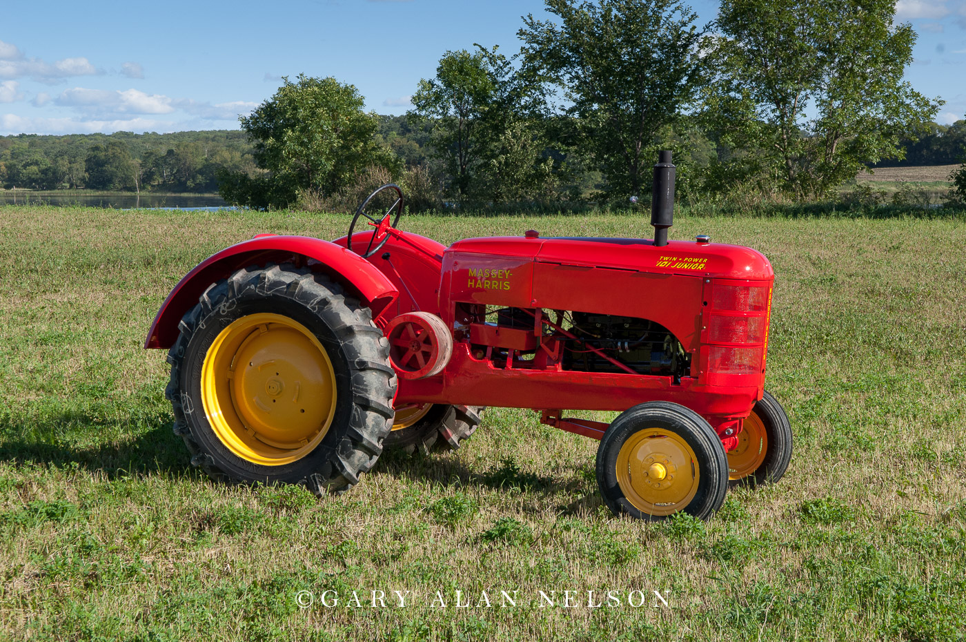 1941 Massey-Harris 101 Junior