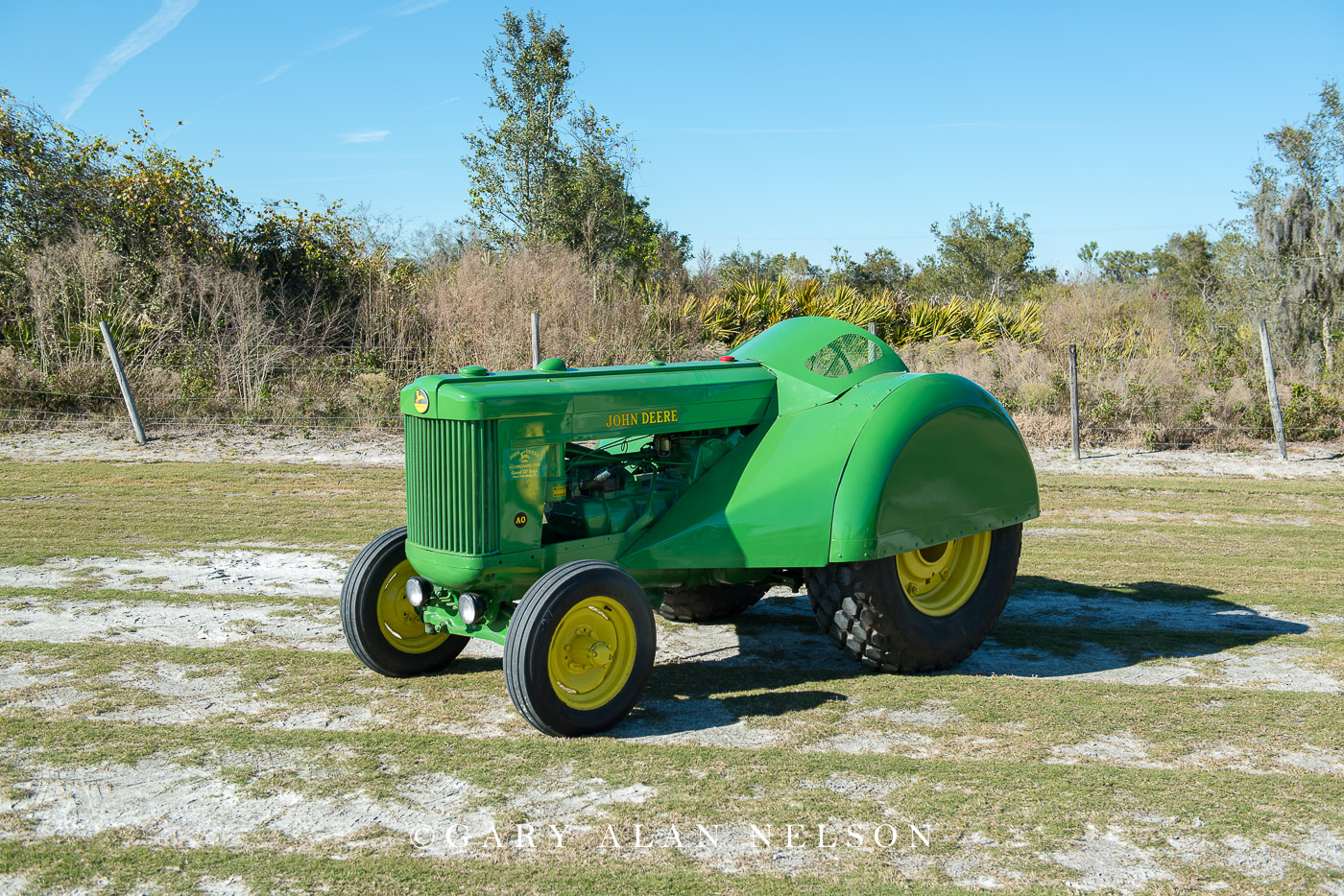 1950 John Deere AO Orchard