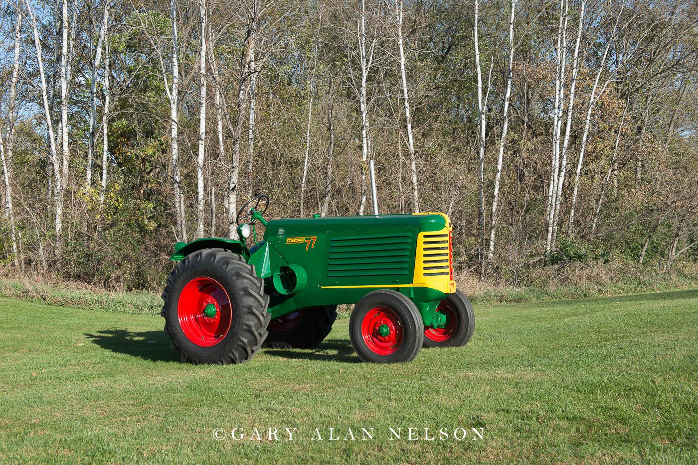 1949 Oliver 77 Standard Wheatland