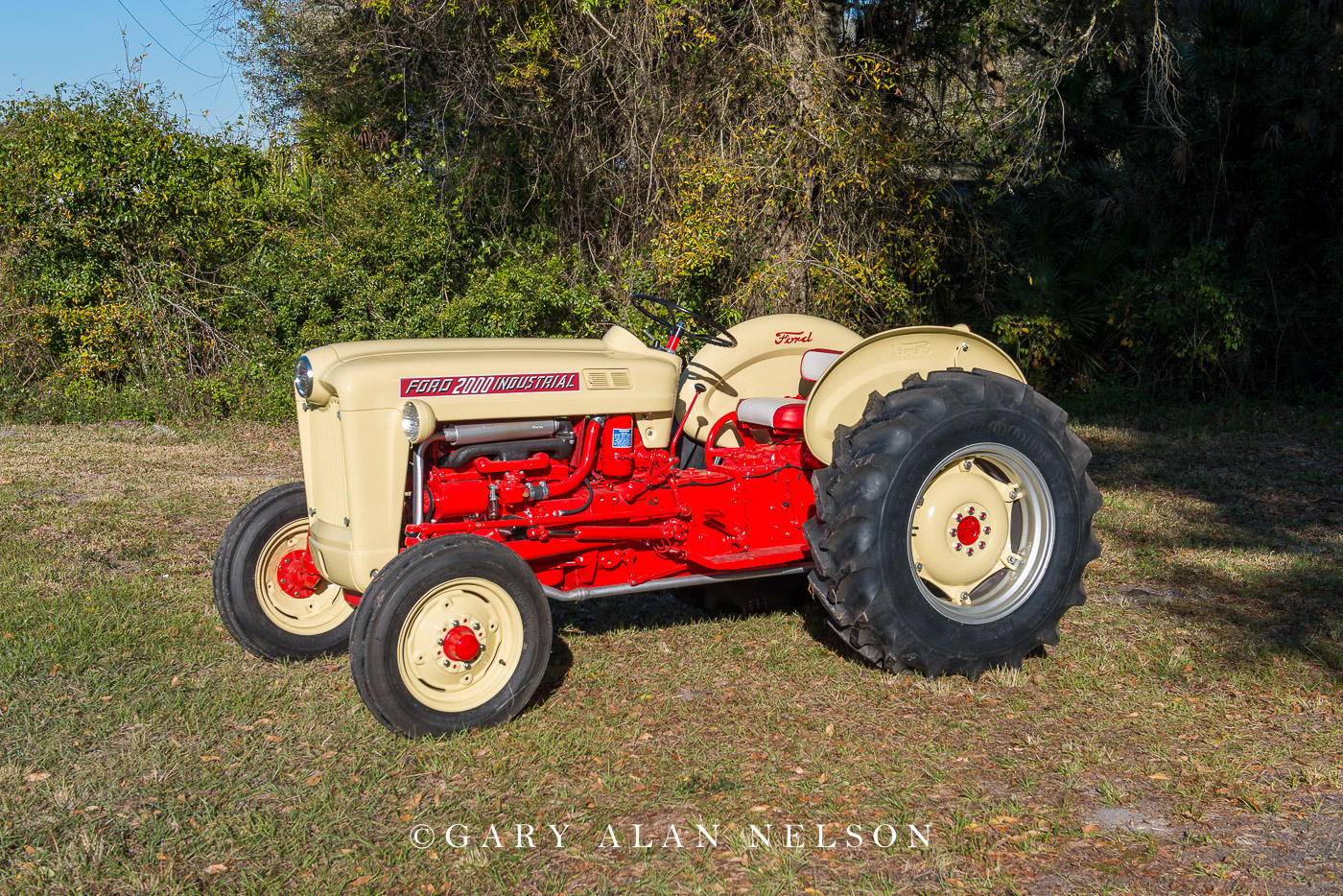 1956 Ford 740 High Clearance