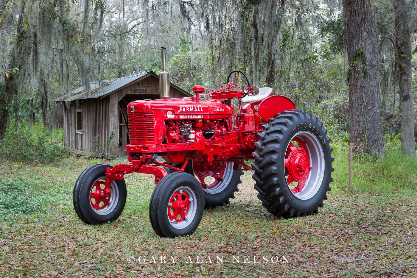 1954 Farmall Super HDTAV