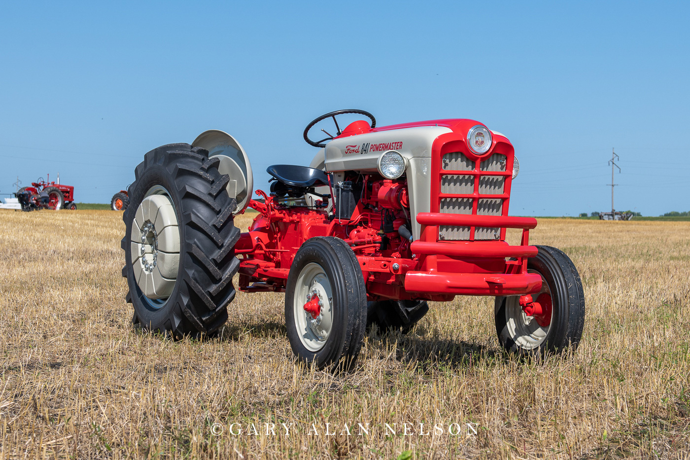 1958 Ford 841 S (Sherman)