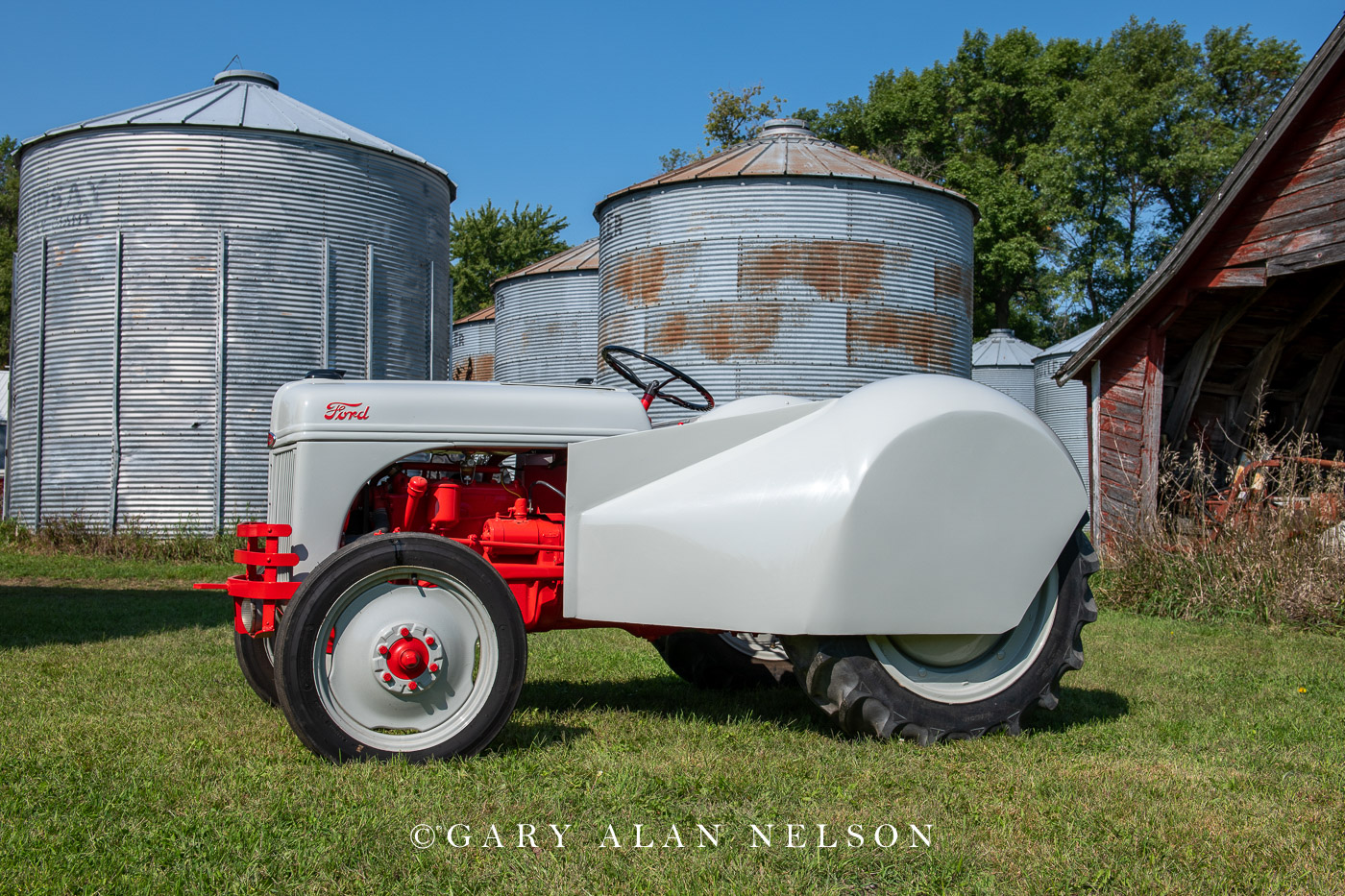 1947 Ford 8N  Orchard