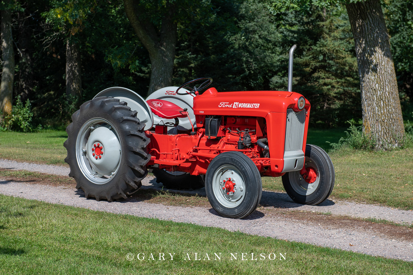 1959 Ford 621 Workmaster