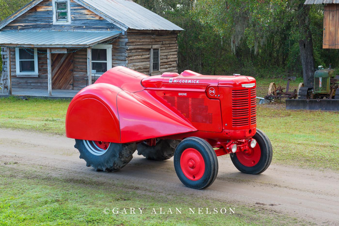 1948 McCormick-Deering (Farmall) O-6 (Orchard)