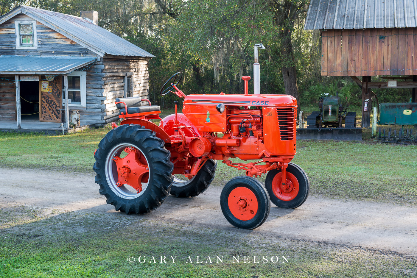 vintage tractors, antique tractors, Case, photo