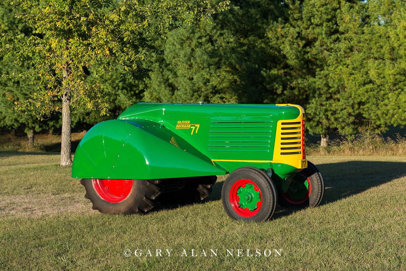 1950 Oliver 77 Orchard