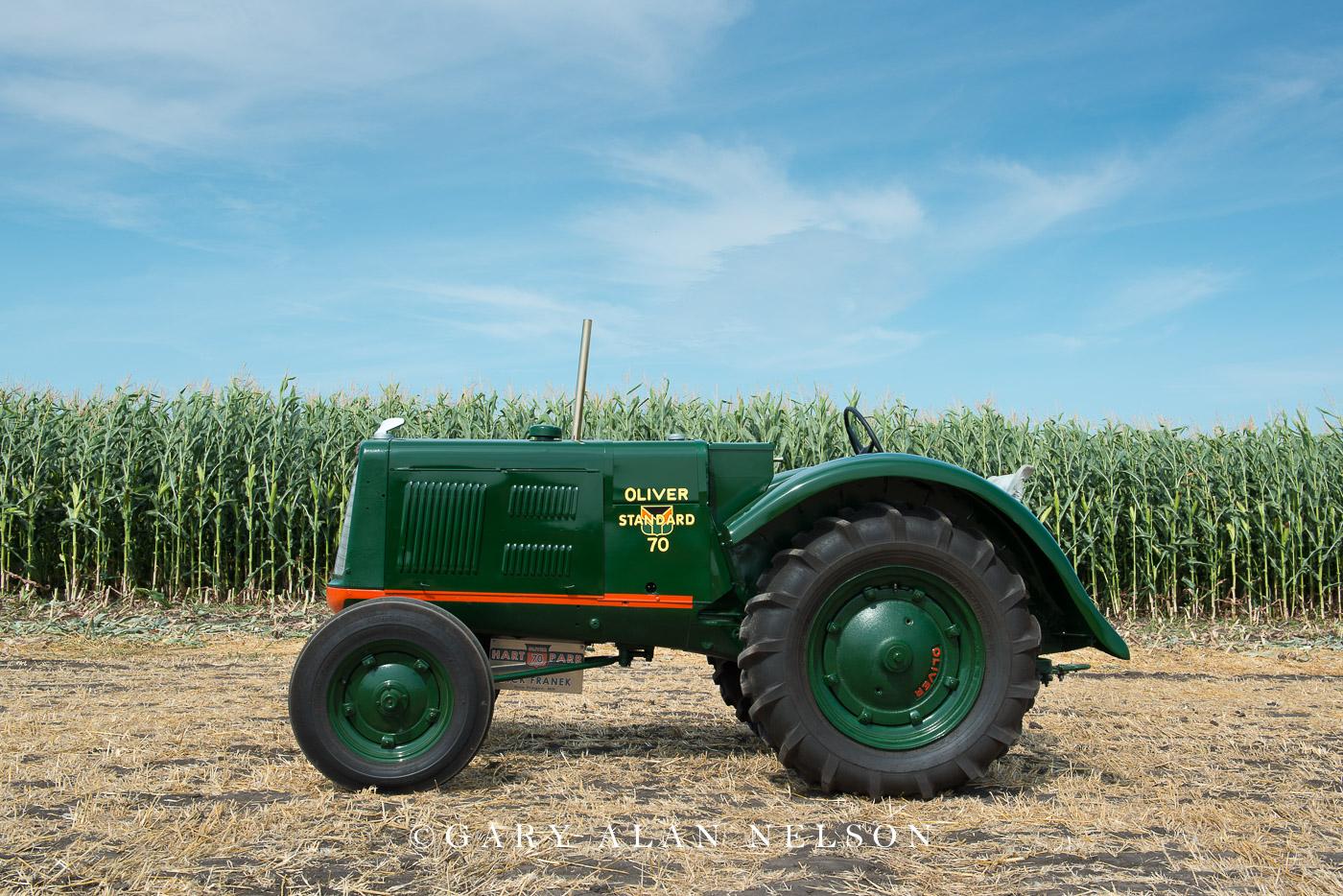 1937 Oliver Hart-Paar 70 Standard