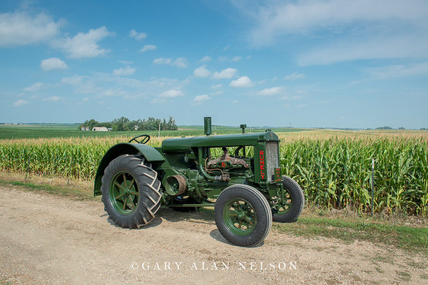1931 Rumely 6A