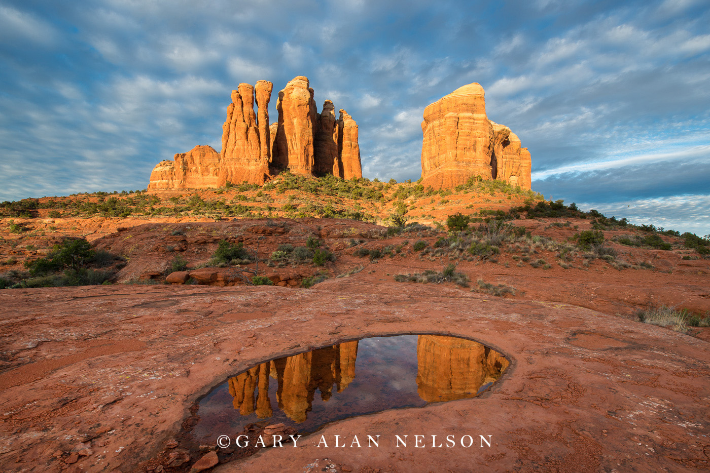 sedona, arizona, rocks, cathedral rock, photo