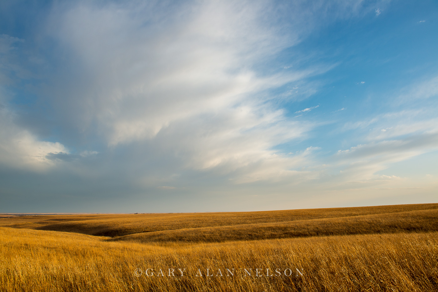 storm clouds, tallgrass prairie, flint hills, kansas, photo