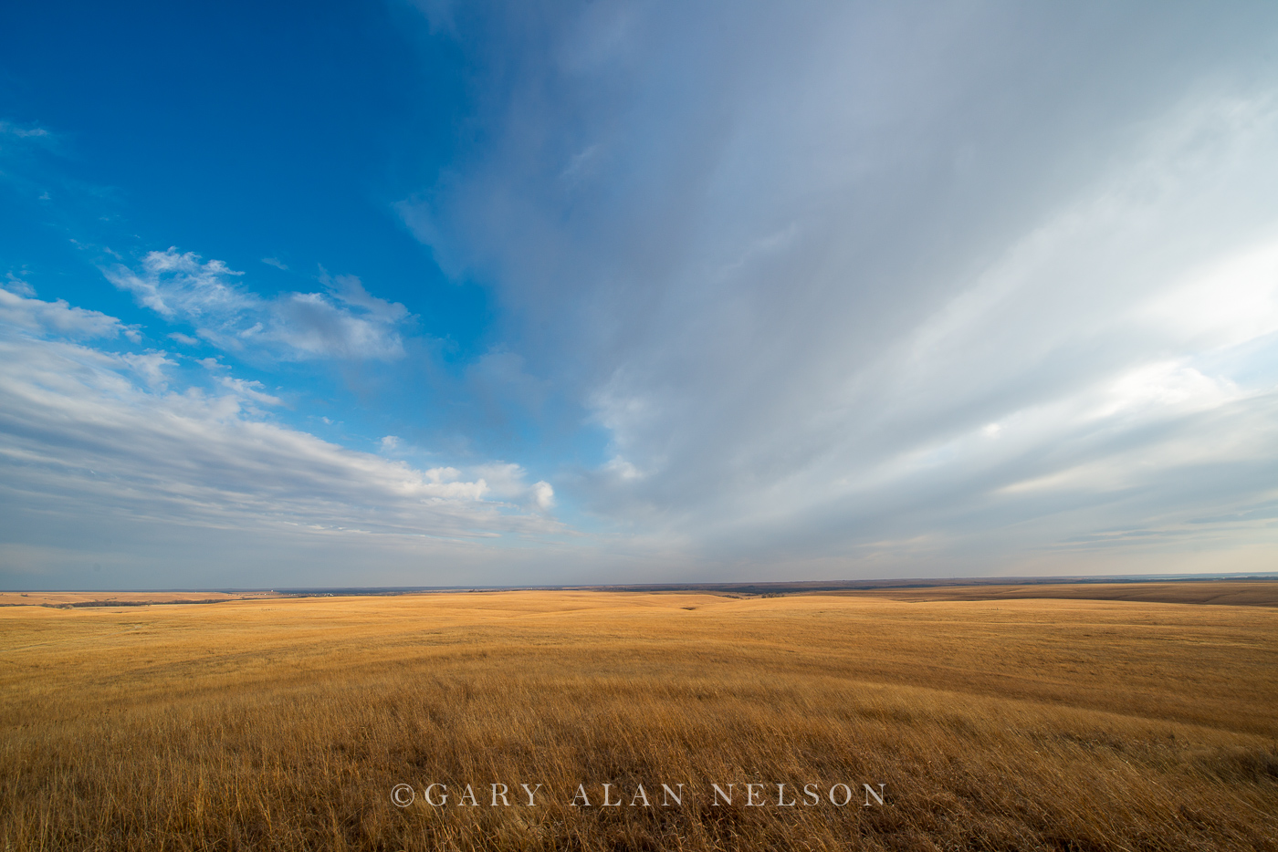 tallgrass prairie, flint hills, kansas, clouds, photo