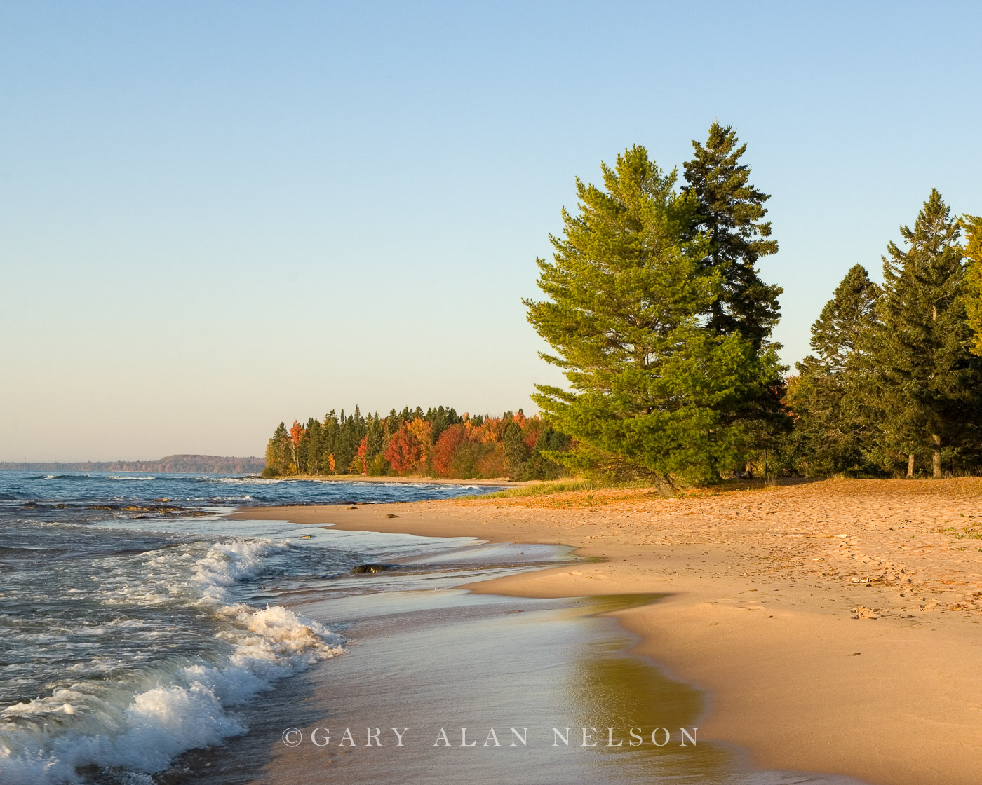 lake superior, keweenaw peninsula, photo