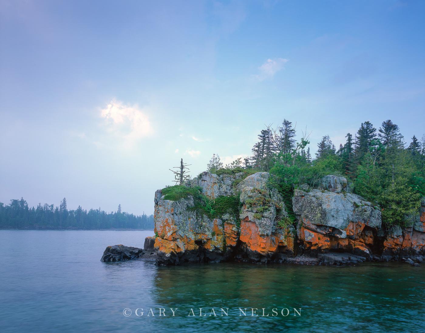 Isle Royale National Park, Lake Superior, Michigan, photo