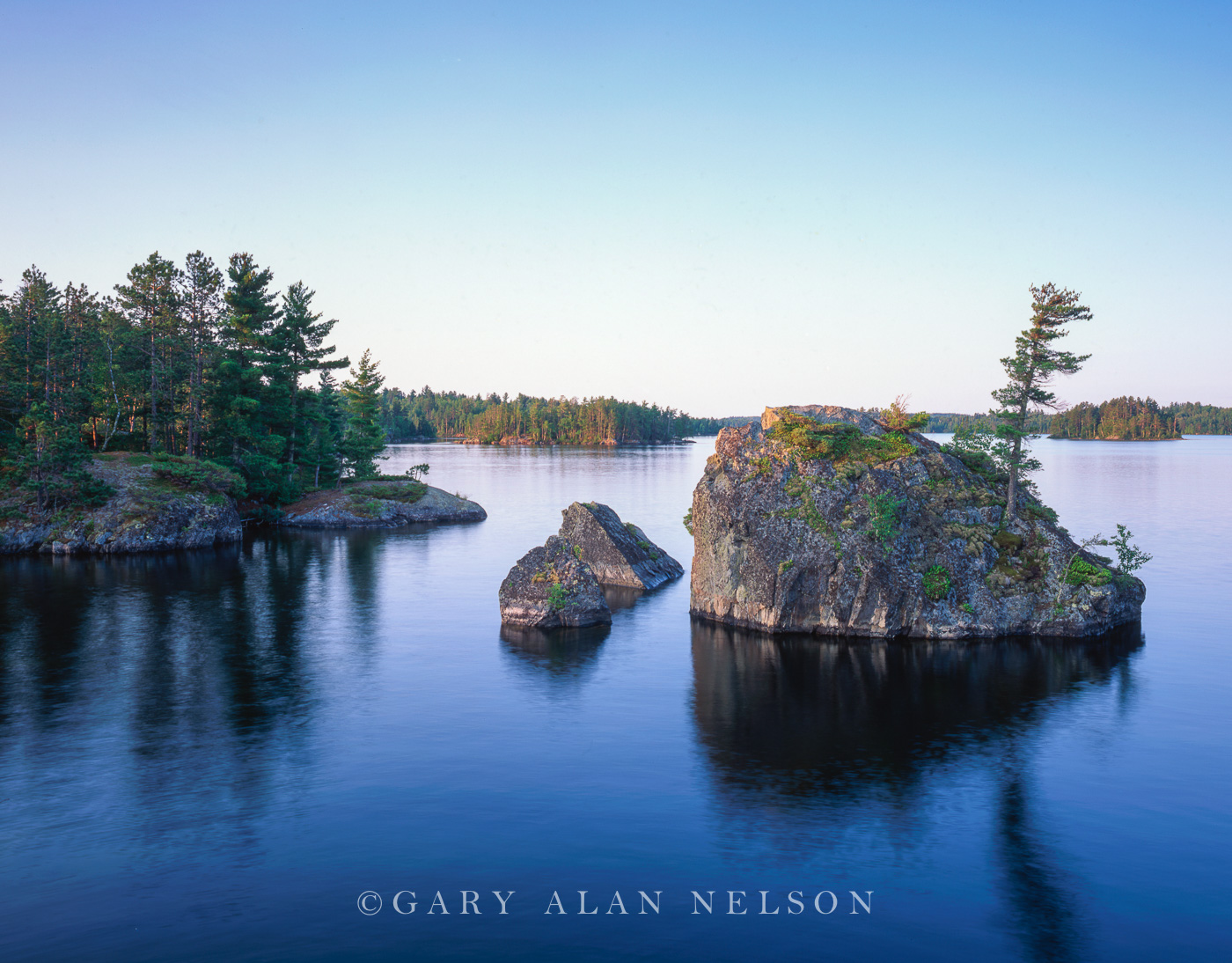 boundary waters,canoe country,islands, photo
