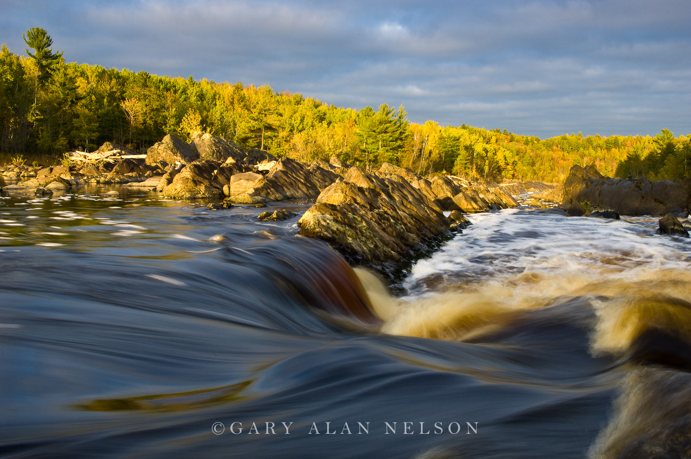 minnesota, river, state park, autumn, photo