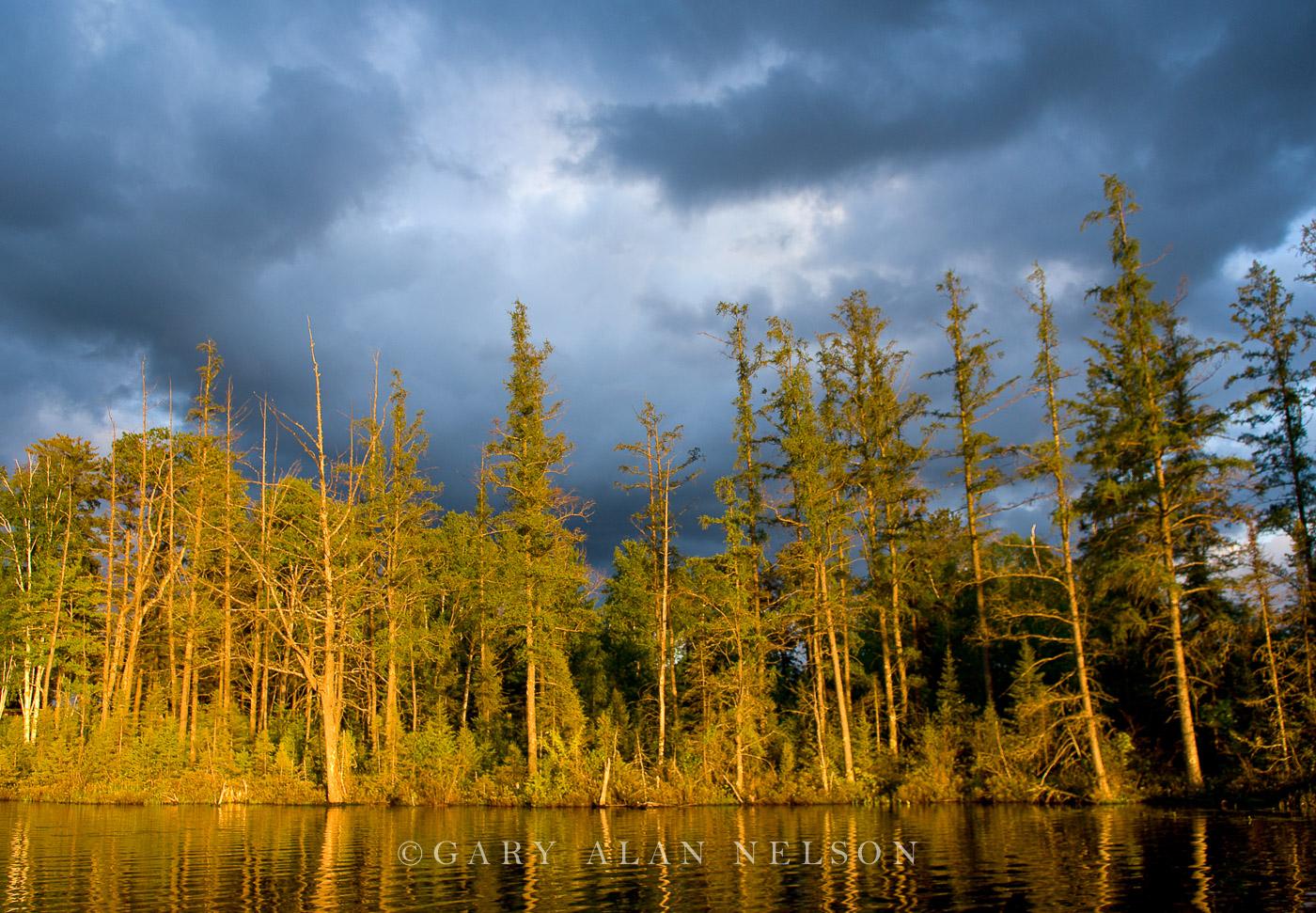 storm, lake, minnesota, photo