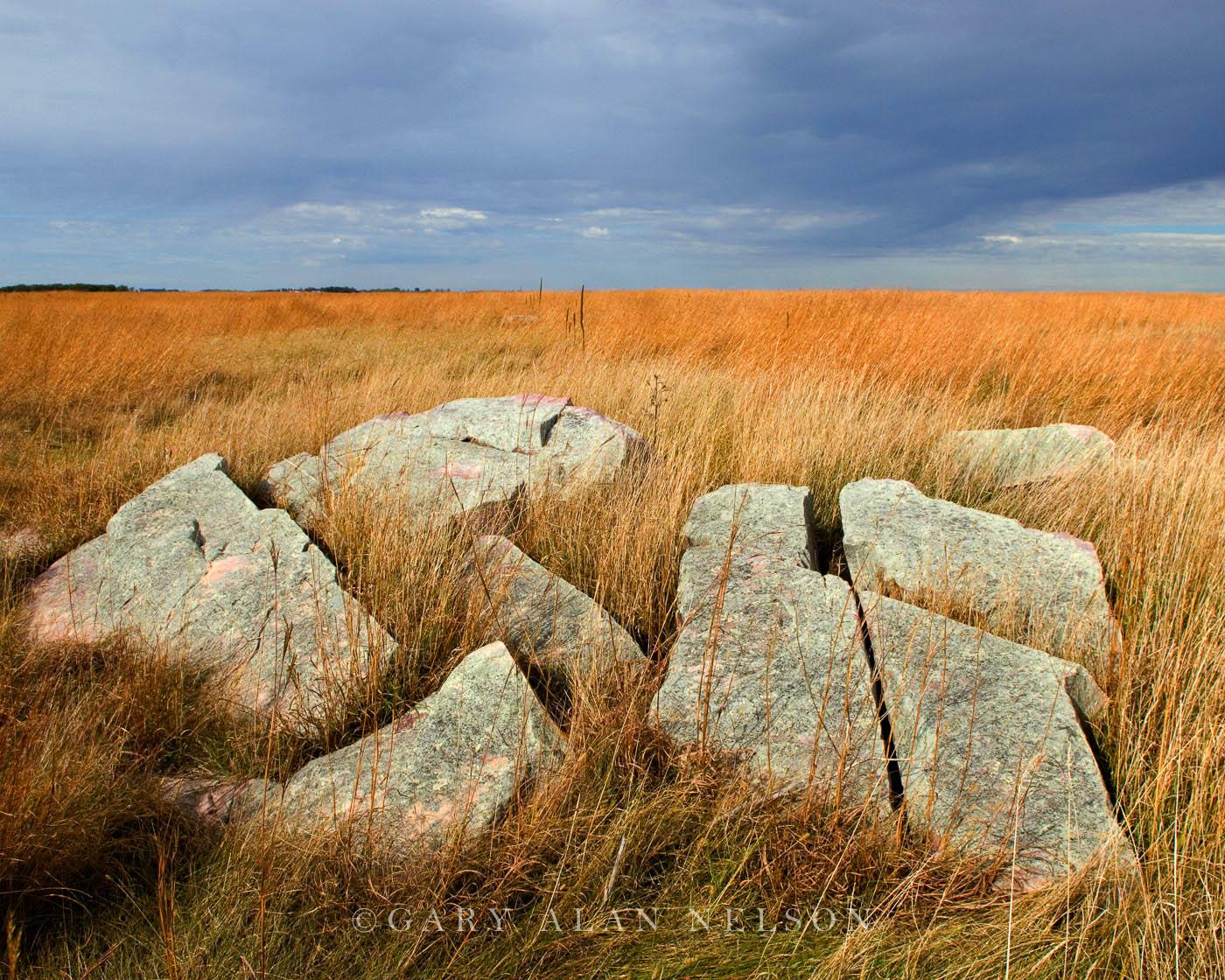 sioux quartzite, prairie, photo