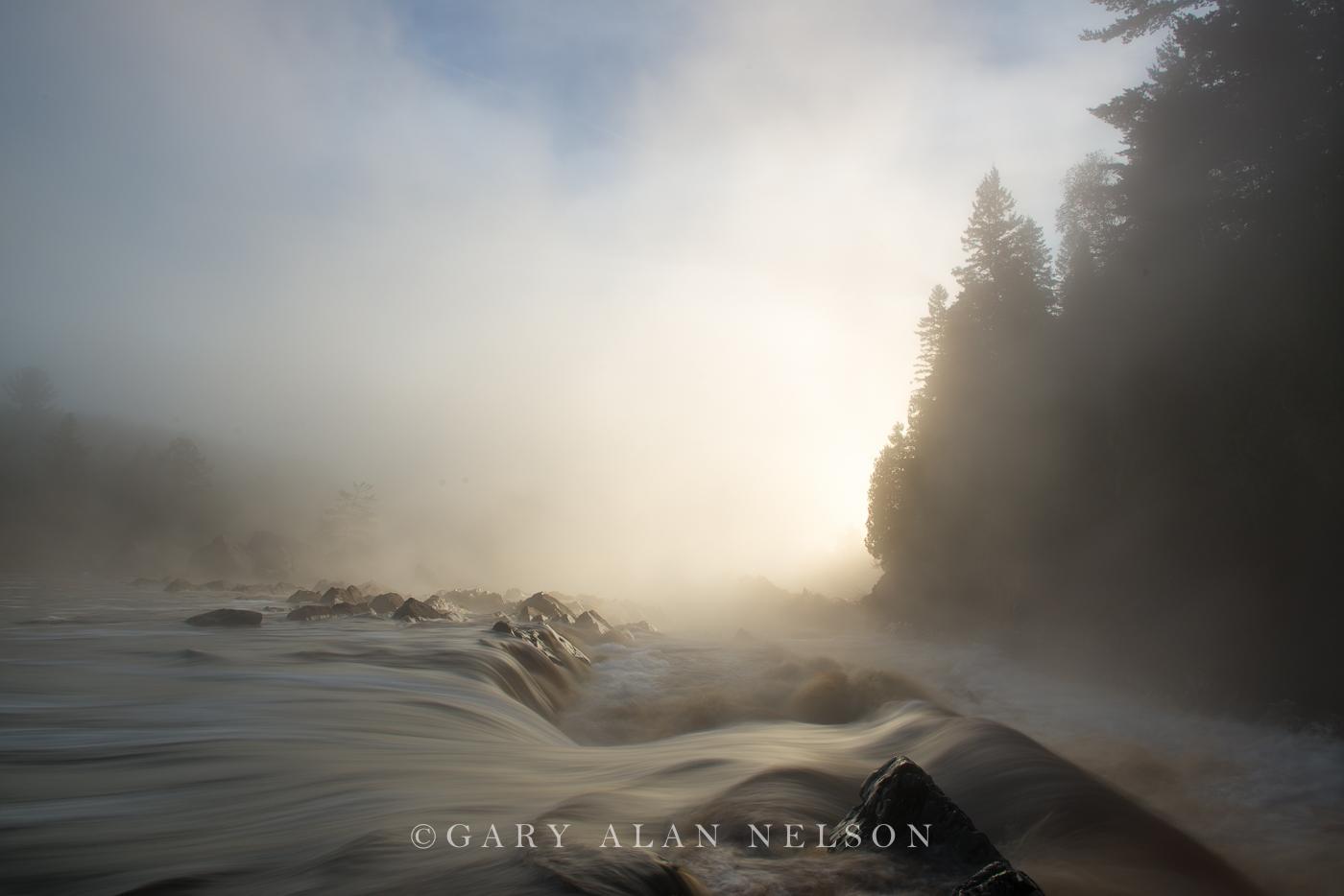 River,St. Louis River,Sunrise,fog,j. cooke,minnesota,morning,motion,state park, photo